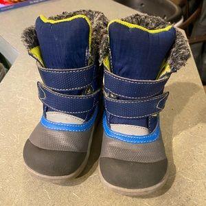 See Kai Run waterproof boots size 7